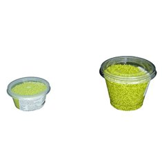 Non Pareil Lime polished  2-3mm 200 gr.