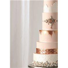 Cake Star Texture Mats - Fashion - 6 Piece