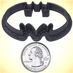 """Mini Bat Sign Plast-Clusive Cookie Cutter 2"""""""