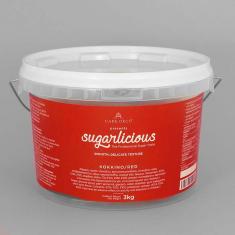 Ζαχαρόπαστα Sugarlicious Κόκκινο 3κ.