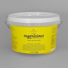 Ζαχαρόπαστα Sugarlicious Κίτρινο 3κ.