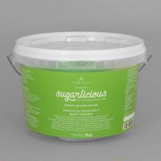 Ζαχαρόπαστα Sugarlicious Ανοιχτό Πράσινο 3κ.