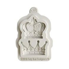 Καλούπι Σιλικόνης - Στέμματα (Crowns) της Katy Sue
