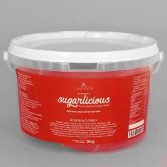 Ζαχαρόπαστα Sugarlicious Κόκκινο 6κ.