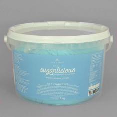 Sugarlicious Sugar Paste ready to Roll Light Blue 6kg.