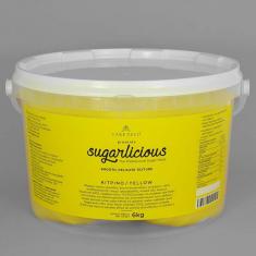 Ζαχαρόπαστα Sugarlicious Κίτρινο 6κ.