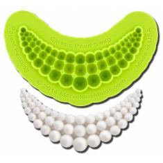 Καλούπι Διακόσμησης Κλασσικό Κρεμαστό Πέρλας - Classic Pearl Swag Mold