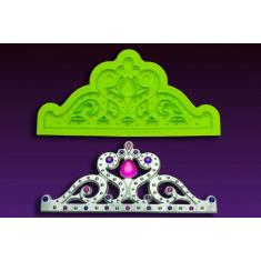Καλούπι Διακόσμησης Μεγαλοπρεπής Τιάρα - Majestic Tiara Mold