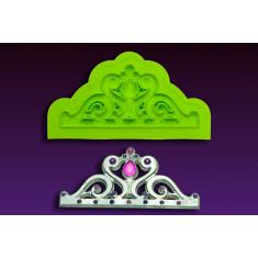 Καλούπι Διακόσμησης Μίνι Μεγαλοπρεπής Τιάρα - Mini Majestic Tiara Mold