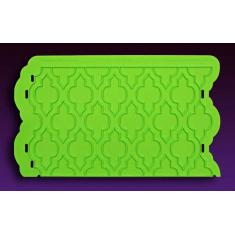 Moroccan Lattice Silicone Onlay™