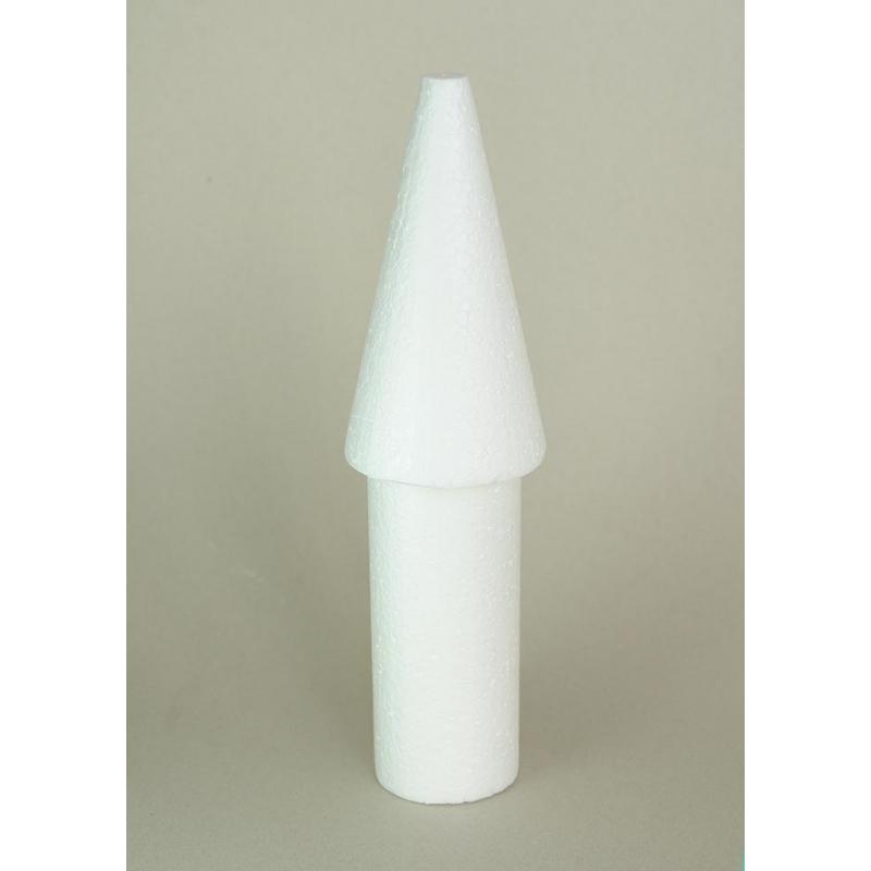 Styrofoam For Dummy Cakes Round Cylinder D06xh15cm