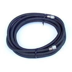 Black Airbrush hose 1,80m - G1/8-G1/8