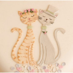 Κουπάτ Σετ Γατούλες (Cats Set)