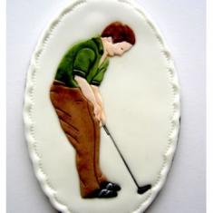 Golfer Cutter