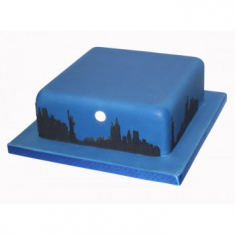 New York Skyline Cutter