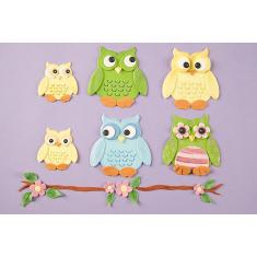 Κουπάτ Κουκουβάγια (Owl Set)