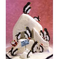 Κουπάτ Σετ Πιγκουινάκια (Penguin Set)