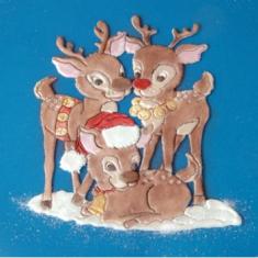 Reindeer Cutter
