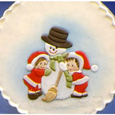 Snowman Cutter
