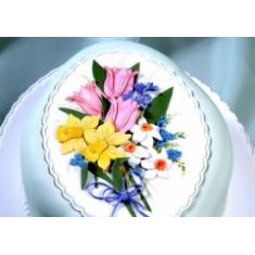 Κουπάτ Ανοιξιάτικο Μπουκέτο (Spring Flower Set)