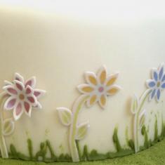 Stencil / Cutter - Daisy Cutter