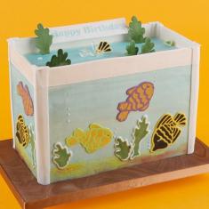 Stencil / Cutter - Fish Set Cutter