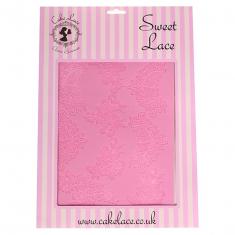 Cake Lace - Καλούπι Σιλικόνης - 'Γλυκιά Δαντέλα'