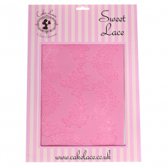 Claire Bowman Lace Mat - Sweet Lace
