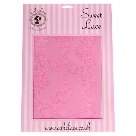 Claire Bowman Lace Mat - Sweet Lace