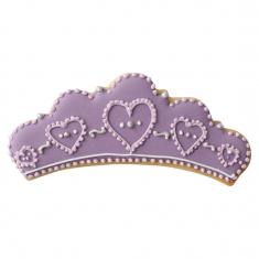 SK Crown Tiara Cookie Cutter