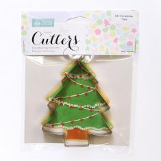 INOX Κουπάτ Χριστουγεννιάτικο Δέντρο της Squires Kitchen (Christmas Tree Cutter)