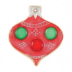 Κουπάτ Μπισκότου Βιντάζ Χριστουγεννιάτικης Μπάλας της Squires Kitchen