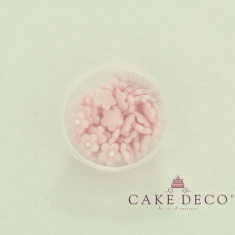 Cake Deco Babypink Flowers (50pcs)