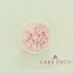 Cake Deco Babypink Flowers (50pcspcs)