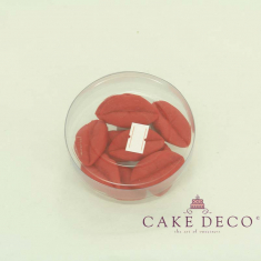 Cake Deco Red Lips (10pcs)