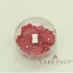 Cake Deco Pink Petunia (30pcs)