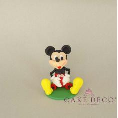 Καθιστό Ποντικάκι (εμπνευσμένο από την φιγούρα της Disney Mickey)
