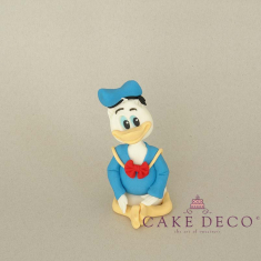 Cake Deco Young Duck (inspired by the disney figure Donald)