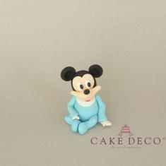 Μωρό Ποντικάκι σιέλ (εμπνευσμένο από την φιγούρα της Disney Mickey)
