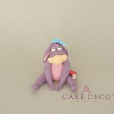 Cake Deco donkey (inspired by the disney figure Gary)