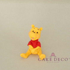 Cake Deco Bear (inspired by the disney figure Winnie the pooh)