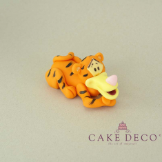 Cake Deco Tiger (inspired by the disney figure)