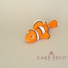 Cake Deco Small fish (inspired by the disney figure Nemo)
