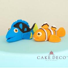 Ψαράκια (εμπνευσμένο από τoυς ήρωες της Disney Nemo και Doris)