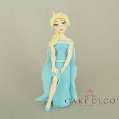 Πριγκίπισσα του πάγου λουξ (εμπνευσμένο από την φιγούρα της Disney Elsa)