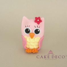 Cake Deco Owl