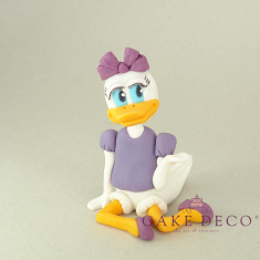 Cake Deco Duck Woman (inspired by the disney character Daisy)