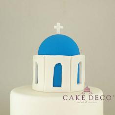 Cake Deco Small Church