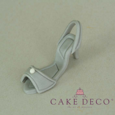 Pair of high heels - Silver
