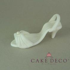 White High Heel